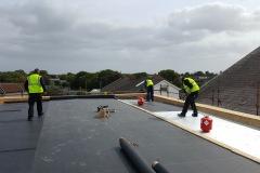 Warm Roof   Extension to Artane School of Music Dublin