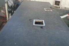 Firestone EPDM  roof  on a Recreational Vehicle